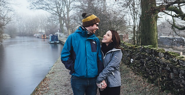 Engagements Shoots in Leeds & Yorkshire