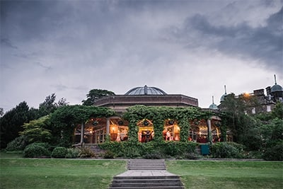 Sun Pavillion Harrogate Wedding Photographer