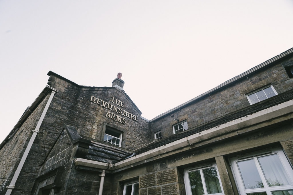Devonshire Arms Wedding Burnsall Leeds Venue